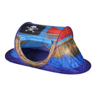 Popup Zelt Piratenboot