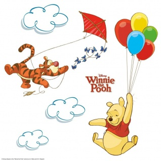 Window-Sticker Winnie Pooh