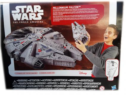 Star Wars Plattform, Raumschiff
