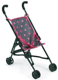 Mini-Buggy ROMA, Sternchen pink