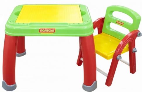 Tisch mit Stuhl, Set Nr.2, für Kinder