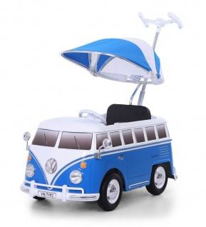Kinderfahrzeug VW BUS T2 PUSH CAR, blau