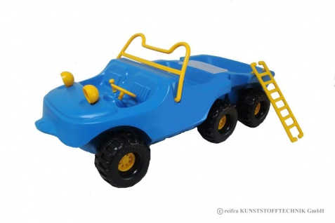 Spielauto Strandbuggy blau