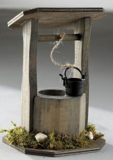 Brunnen für Puppenhaus, Hobby- und Modellbau, 100 mm