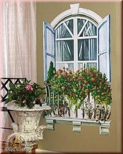 Indien großes halbrunde Fenster Einbau Segment grüne Antiklook Goa ca 1925
