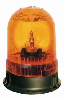 Rundumleuchte 12/24 V, orange