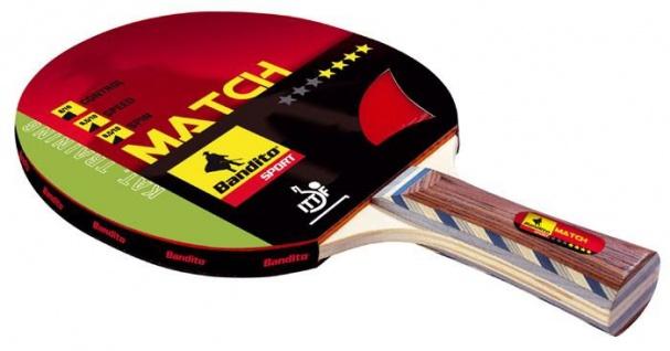 TT-Schläger Bandito Match