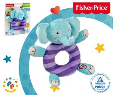 Fisher-Price Greifring Elefant