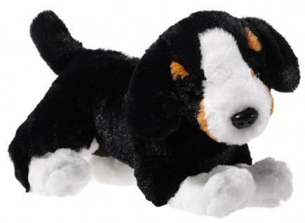 Plüschtier Hund Berner Sennehund, liegend, Grösse 30 cm