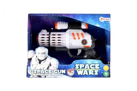 Spacewars Gewehr mit Licht und Sound
