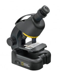 NATIONAL GEOGRAPHIC 40-640x Mikroskop inkl. Smartphone Adapter