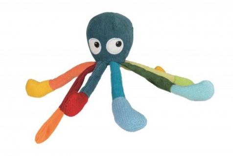 Stofftier Oktopus