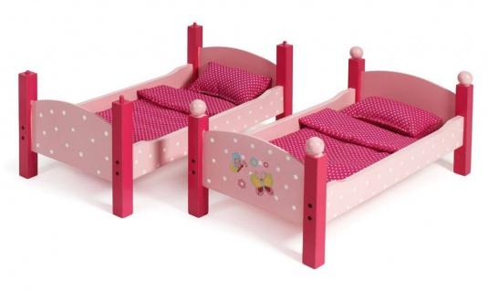 Puppen-Etagenbett Papilio pink - Vorschau 2