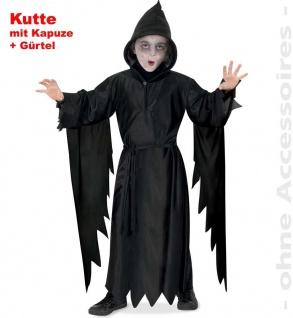 Horror - Kutte mit Kapuze, Kostüm für Kinder,