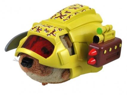 Hamster Kung Zhu Kampffahrzeug Dune Tracker