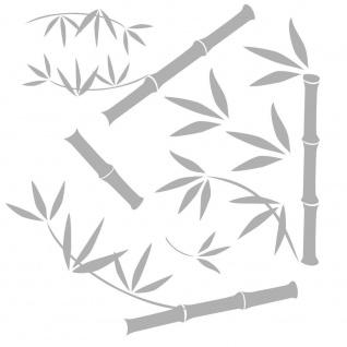 Window-Sticker Bamboo