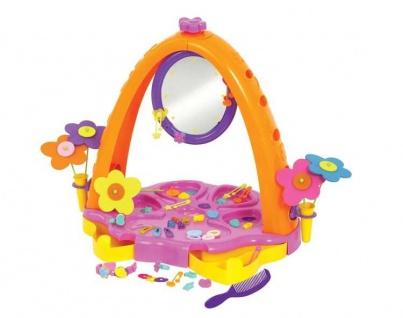 Haarpflegestation Kleine Prinzessin