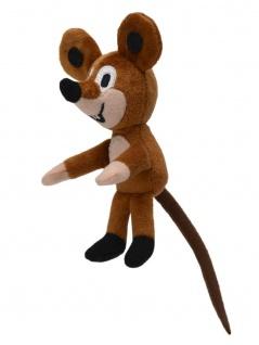 Maus mit Magneten 12cm, bekannt aus den Geschichten mit dem kleinen Maulwurf