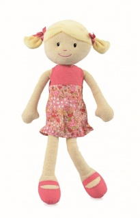 Puppe Sophie, 25cm - Stoffpuppe