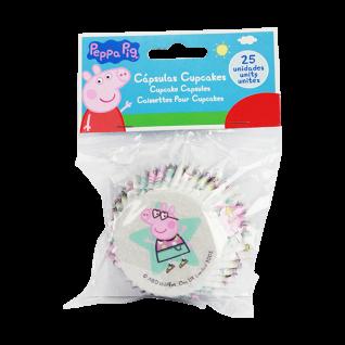 Muffinförmchen Peppa Pig 25 pcs.