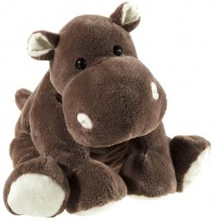 Plüschtier SOFTISSIMO Hippo, sitzend