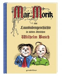 Max und Moritz Buch