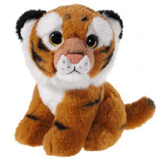 Plüschtier Mini-Mi Tiger, 14 cm