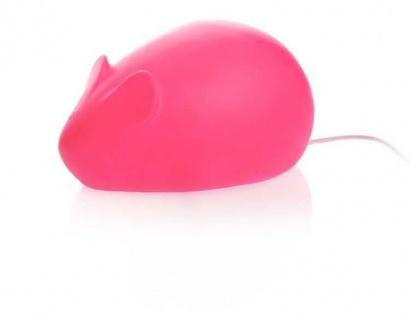 Nachtlicht Maus Farbe pink