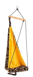 Kinderhängesessel HANG MINI, Design Giraffe