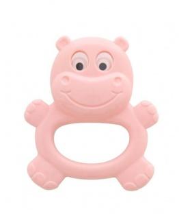 Rassel Hippo, farblich sortierte Ware