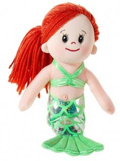 Puppe Poupetta Kleine Meerjungfrau, rothaarig, Grösse 23 cm