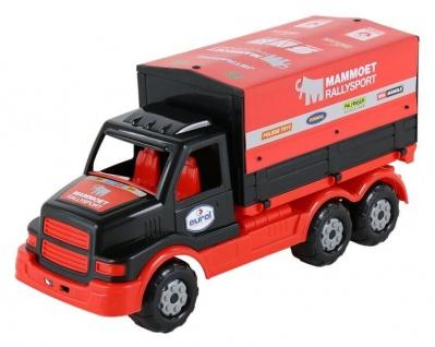 MAMMOET LKW mit Plane, Spiel-Lastwagen