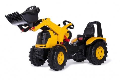 Trettraktor rollyX-Trac Premium JCB, rollyTrac, mit Lader Premium