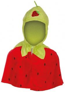Karneval Cape Erdbeere, für Kinder