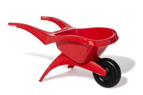 rollySchubkarre rot, Kunststoff - Kinderschubkarre