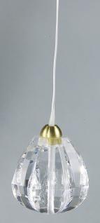 Hängelampe Kristallschirm, für Puppenhaus Version 010572