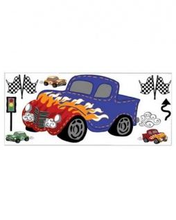 Jumbo Sticker, Wandtattoo Fast & Fun für das Kinderzimmer