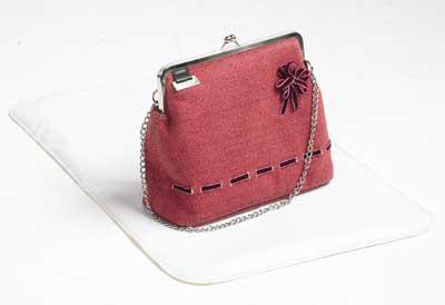Handtasche Boutique von Samsonite-LIMITED EDITION - Farbe rot