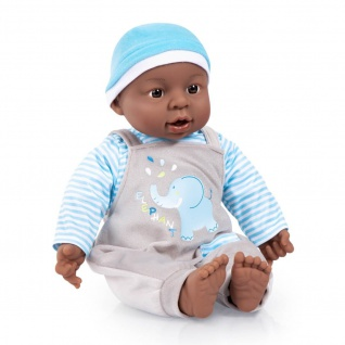 Bayer Funktionspuppe Interactive Baby Boy 40cm