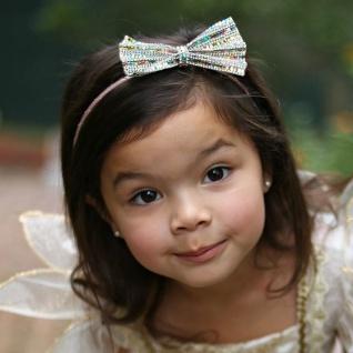Glamouröser Haarreif für Kinder - Haarschmuck für Kinder