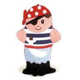Waschhandschuh Swash Pirat