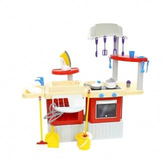 Spielküche Infinity basic mit Waschmaschine