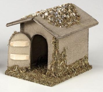 Hundehütte für Puppenhaus, Hobby- und Modellbau