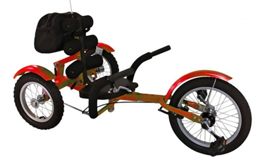 Cart-Rider, rot