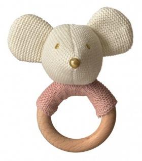 Rassel-Maus, Babyspielzeug