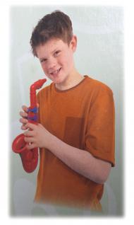 Concerto Saxophon mit 4 Tönen
