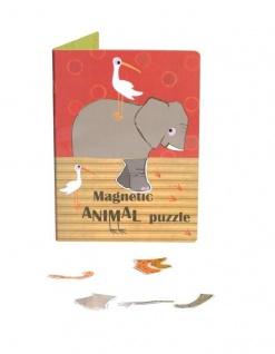 Magnetspiel Tier-Puzzle