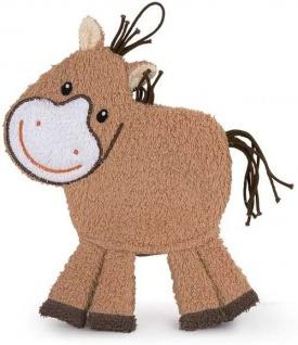 Waschhandschuh SWASH Pferd, der lustige Waschhandschuh