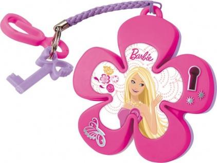Barbie Blumen-Schlüsselring mit Musik