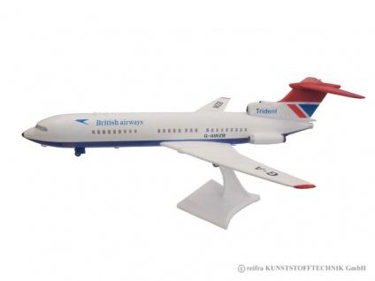 Flugzeugmodell Trident
